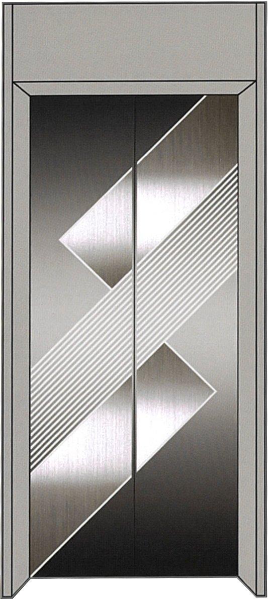 厅轿门成品HCFS-M018