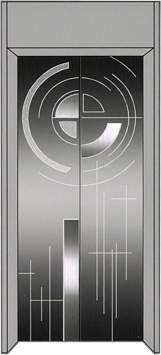 厅轿门成品HCFS-M016