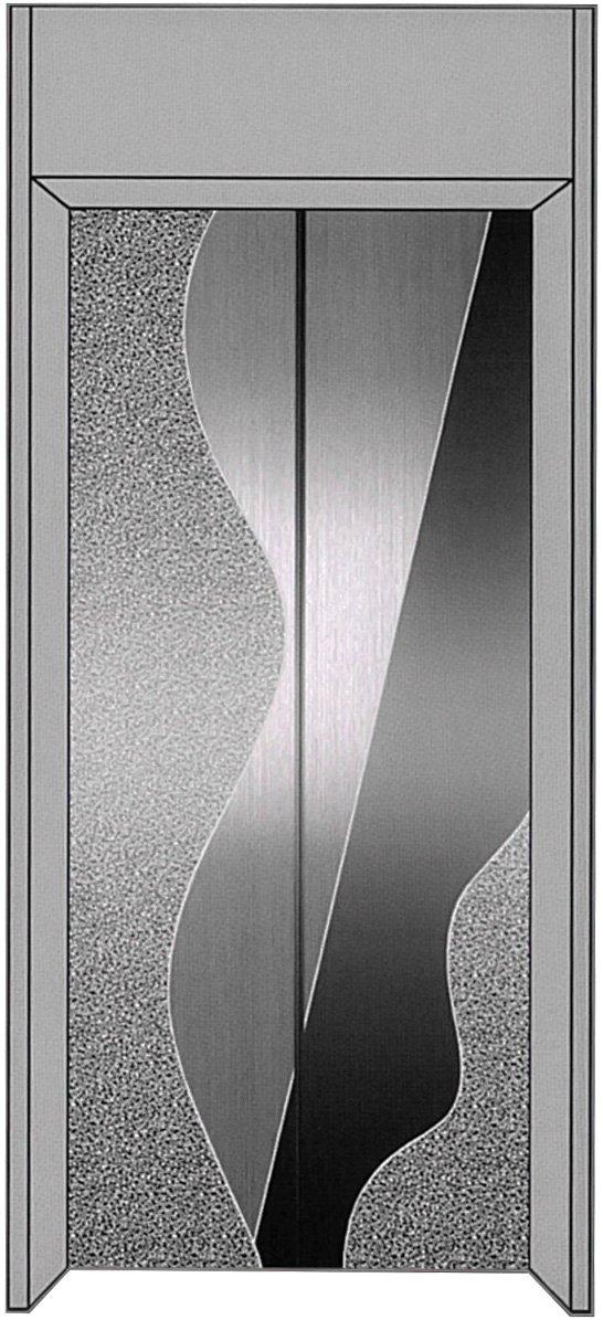 厅轿门成品HCFS-M019