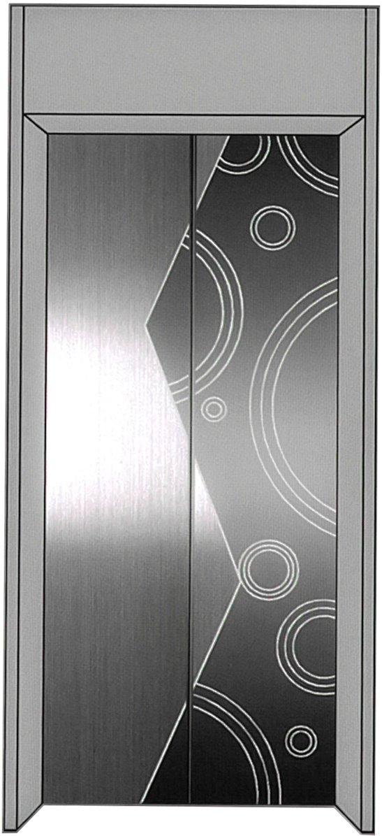厅轿门成品HCFS-M017