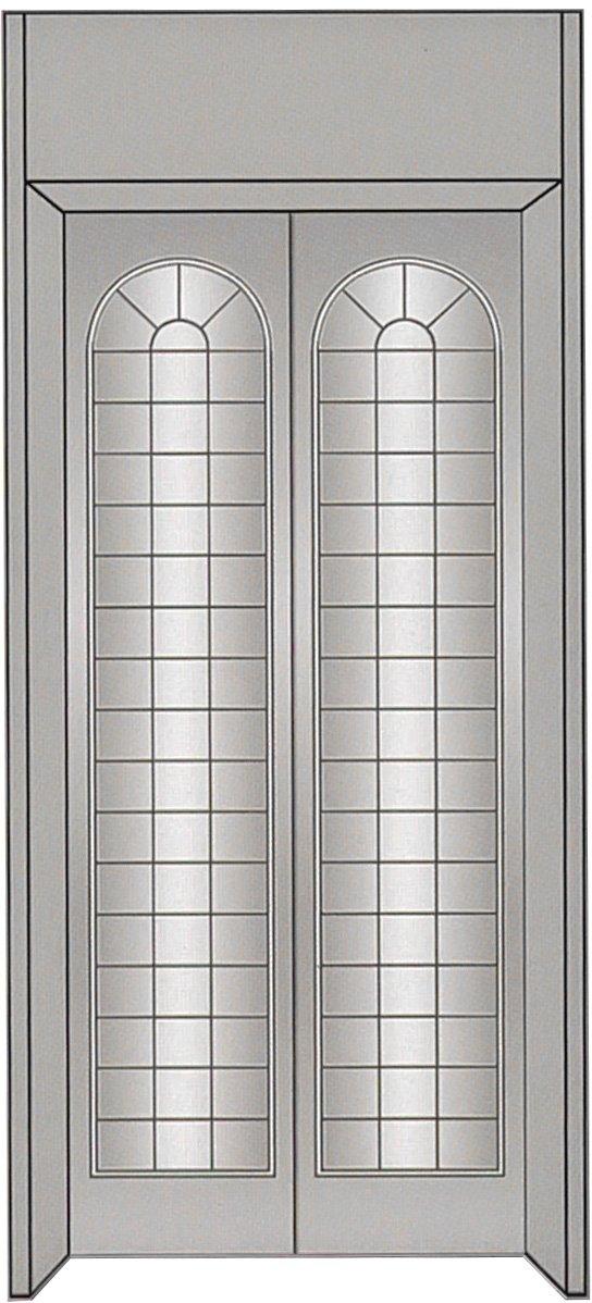 厅轿门成品HCFS-M020