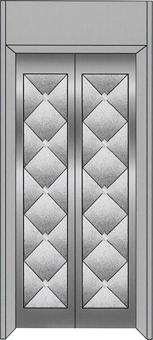 厅轿门成品HCFS-M025