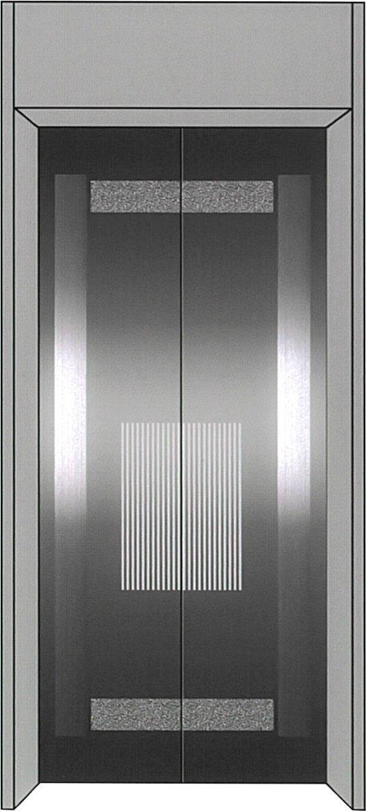 厅轿门成品HCFS-M024