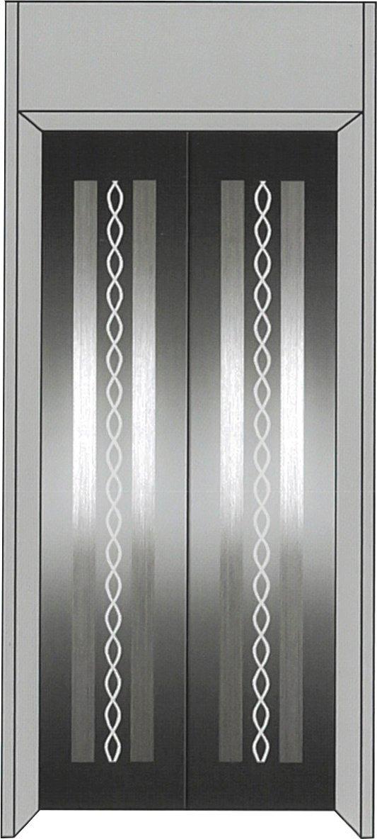 厅轿门成品HCFS-M023